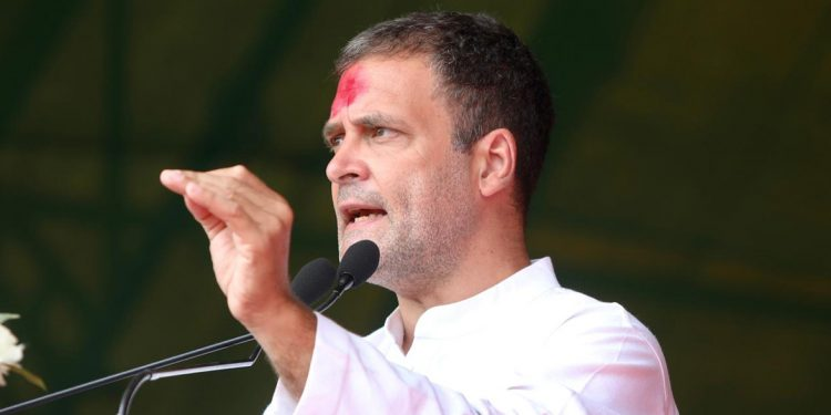 Congress committed to protect Assam's culture and identity, says Rahul Gandhi in Nalbari 1