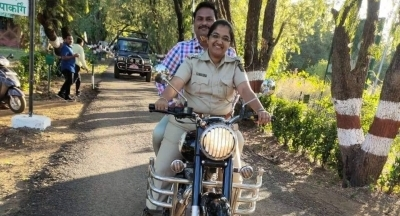The young woman RFO, Dipali Chavan Mohite died on the spot on Thursday when she shot herself at her official quarters.