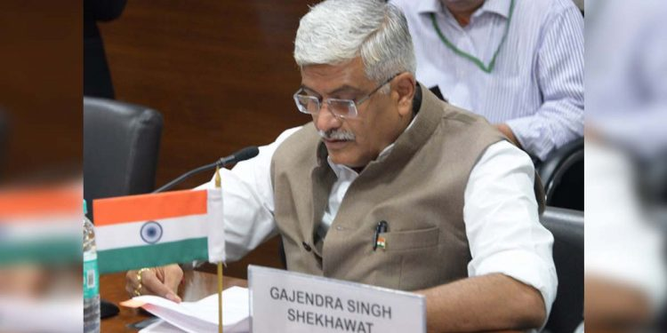 Gajendra S Shekhawat