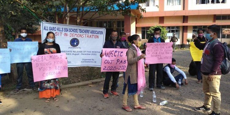 Meghalaya: Garo Hills teachers boycott classes 1