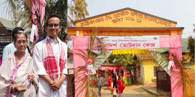 Assam Assembly election Gaurav Gogoi in Jorhat