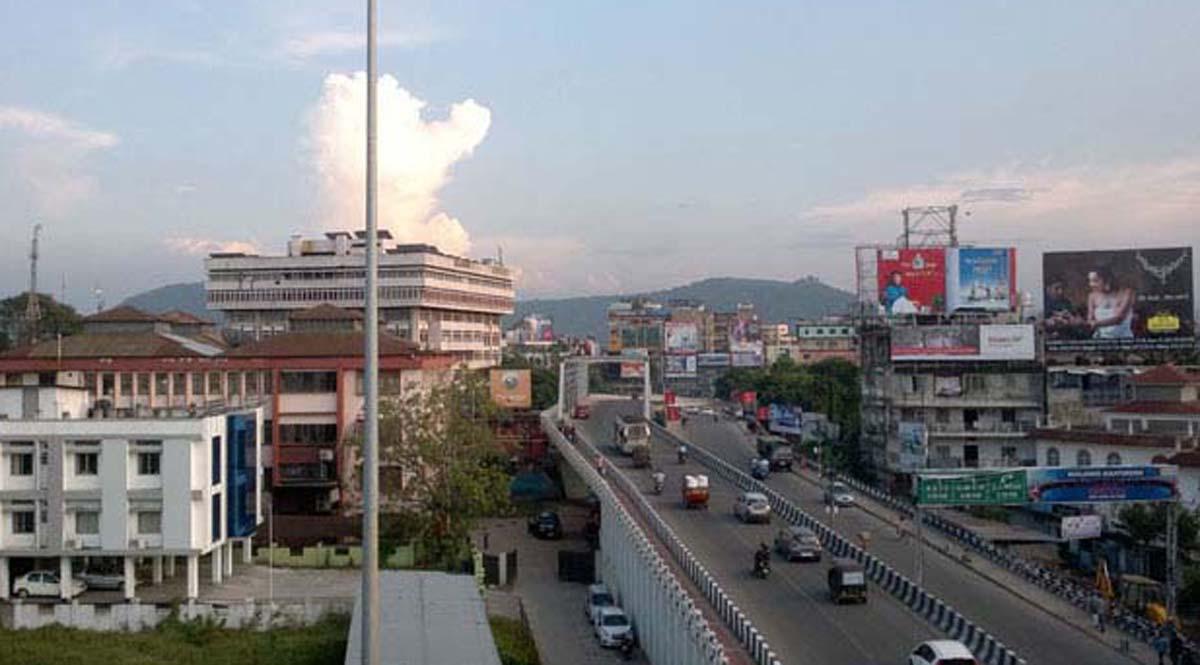 Guwahati city
