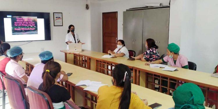 International Women's Day Marwari Hospitals