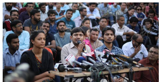 Delhi Court grants bail to 7 accused in JNU sedition case 1