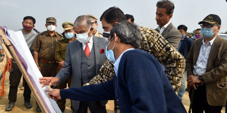 Hollongi Greenfield Airport work slowed down due to Covid-19, says Arunachal governor 1