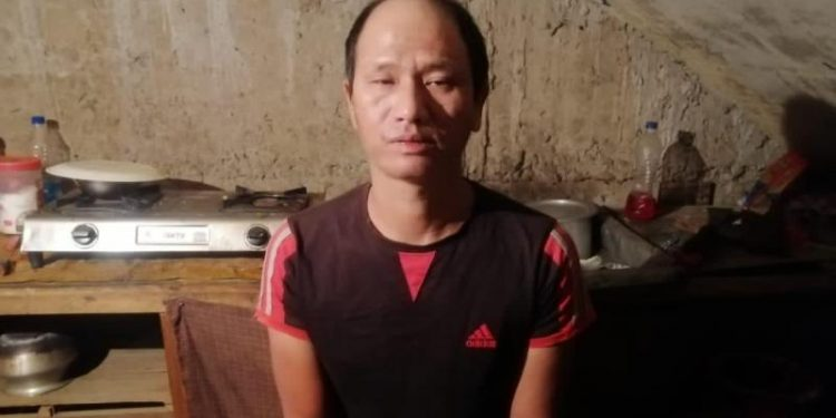The militant leader has been identified as Nehjang Haokip, who was the commander-in-chief of KNA(I).