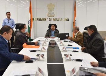 Meghalaya Cabinet Conrad Sangma Cabinet