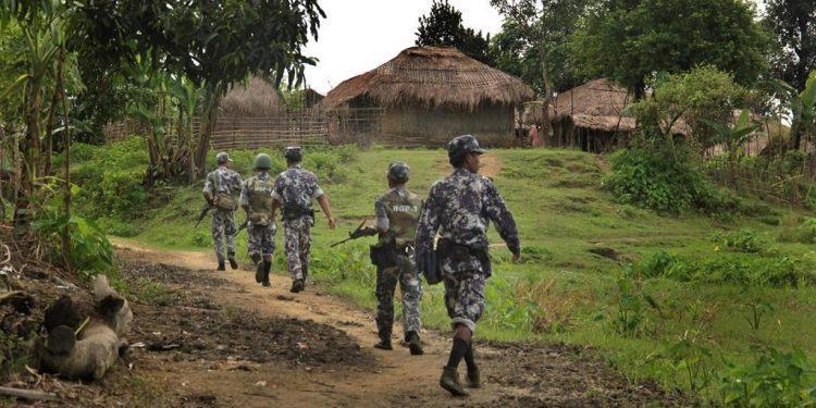 Myanmar nationals