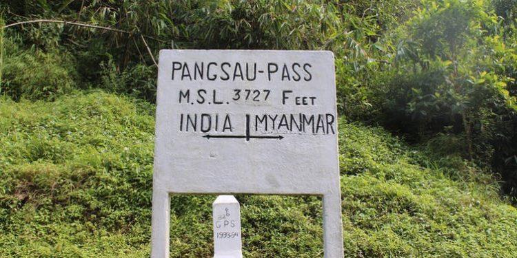 Arunachal MP Tapir Gao demands fencing along Indo-Myanmar border 1