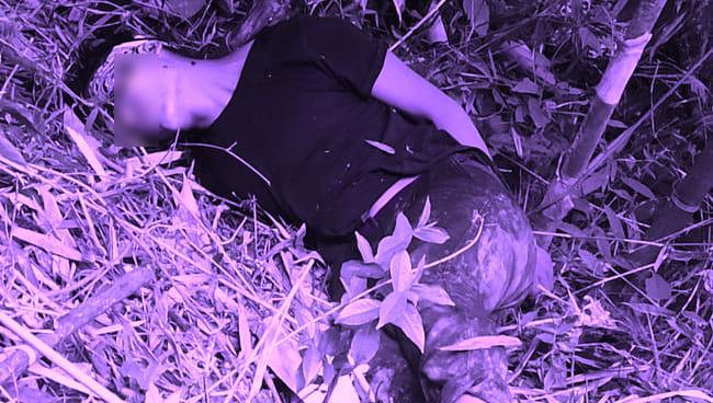 The slain NSCN (KK) cadre.