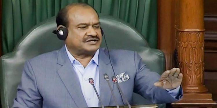 Speaker Om Birla.