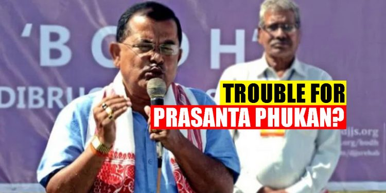 Assam Congress moves Election Commission against BJP MLA Prasanta Phukan for 'spreading communal hatred', demands action 1