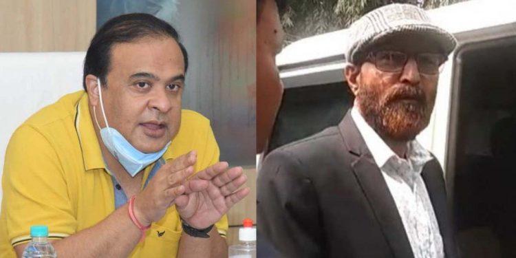 Pro-talk ULFA leader Pradip Gogoi arrested for 'plotting' Himanta Biswa Sarma's assassination 1