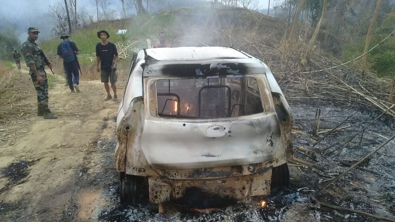 Congress blames Nagaland government for Peren killings 1