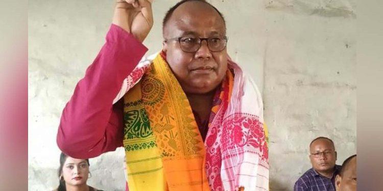 Rangja Khungur Basumatary