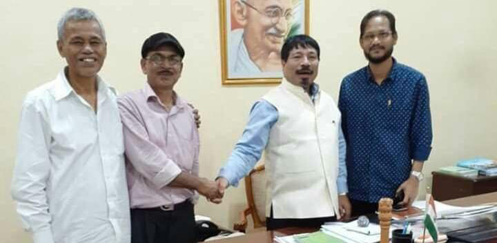 Sidelined by AIUDF for making 'anti-Assamese' remarks, Sheikh Shah Alam now AGP's Goalpara West candidate 1