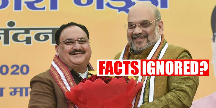 Amit Shah, JP Nadda spreading lies in Assam? Say there were no protest and none died in police firing in past 5 years 1