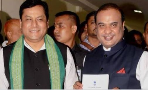 Sarbananda Sonowal and Himanta Biswa Sharma summoned to New Delhi for finalizing Assam's CM 1