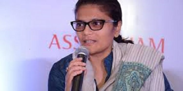 Ahead of Assam Assembly elections, All India Mahila Congress president Sushmita Dev resigns! 1