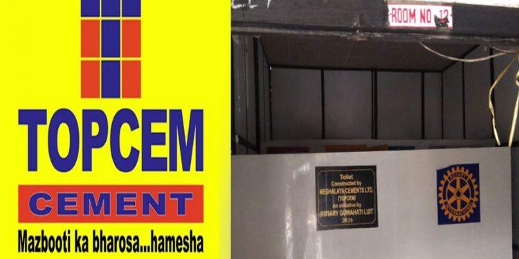 Pratibandhi Suraksha Sangsha, Assam registers complaint against Topcem Cement, Rotary Club of Guwahati Luit 1