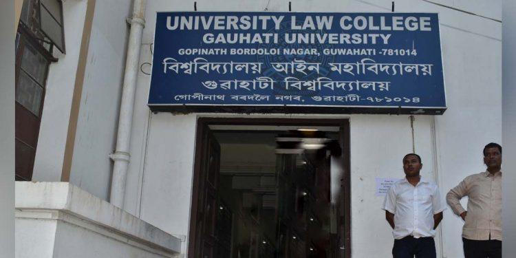 University Law College at Gauhati University