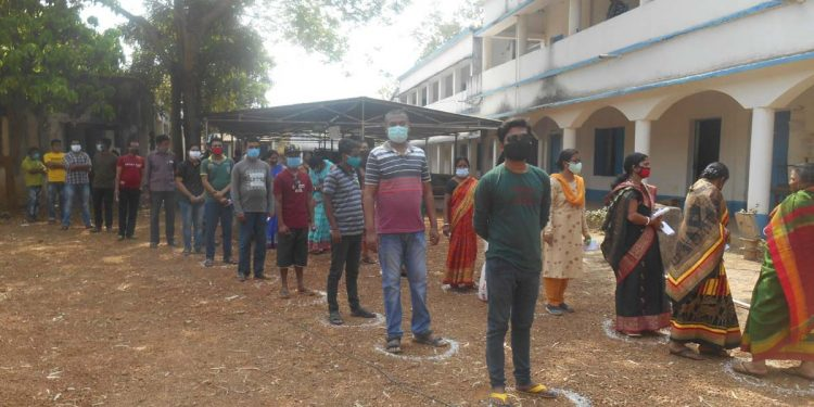 West Bengal voters Assembly election voting