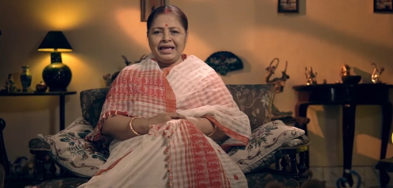 The series features a fictional grandmother – played by Moni Bordoloi - who, in a very lucid manner, presents stories which the new generation kids can understand and relate to.