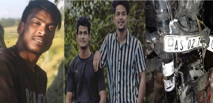 Assam: Three bike-borne youths die on spot in road mishap in Jakhalabandha 1