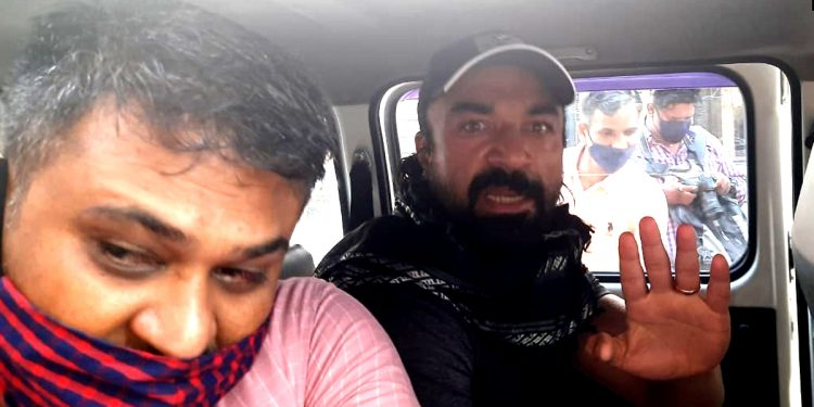 Bollywood actor Ajaz Khan arrested by NCB in drugs case from Mumbai Airport 1