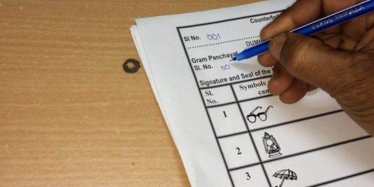 For the first time, postal ballots made available for differently-abled and senior citizens above 80 years 1