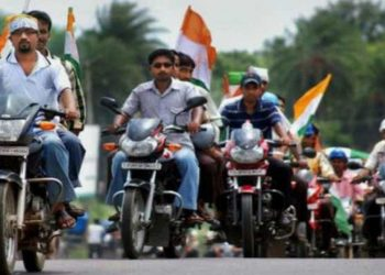 ECI has also banned bike rallies 72 hours before the date of the poll and on the poll day in all poll-going constituencies.