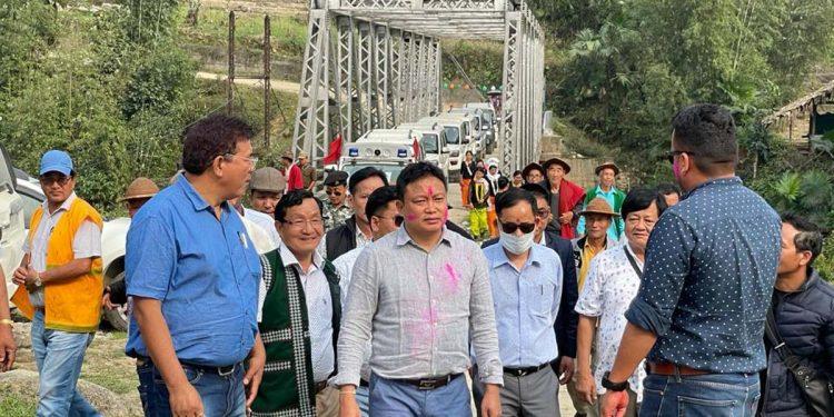 bridge in Arunachal Pradesh