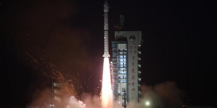 China sends new Earth observation satellite to space 1