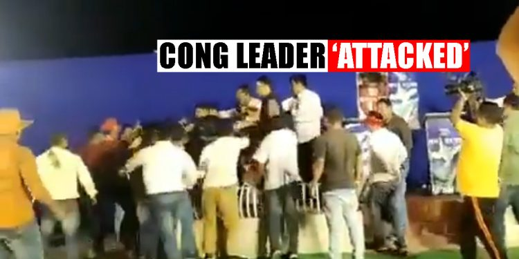 Assam: Congress leader 'attacked' by BJP workers on camera in Golaghat 1