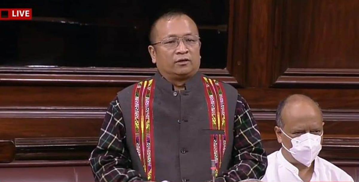 Mizoram MP urges Centre to establish consulate in State 1
