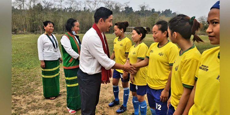 women football tournament