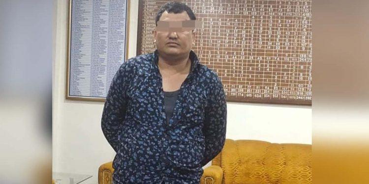 Bubu Konwar arrested