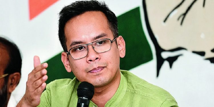 Assam Congress likely to announce Gaurav Gogoi as candidate from Titabor constituency 1