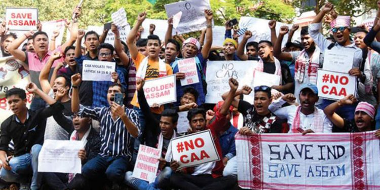 Clear stand on CAA: AASU asks political parties in Assam 1