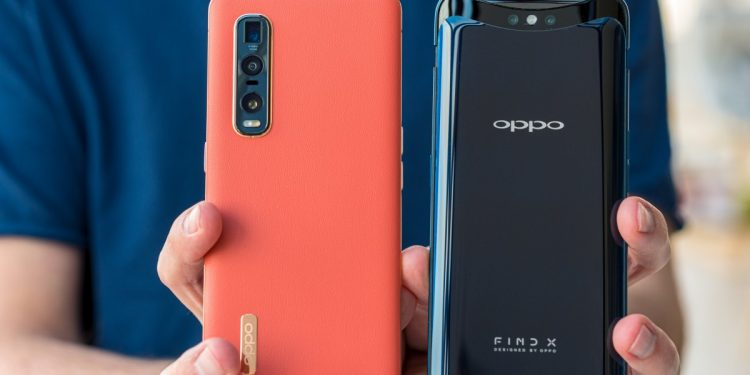 OPPO ranked no. 1 smartphone brand in China 1