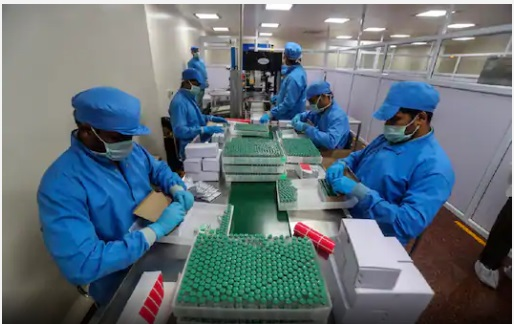Chinese hackers target Indian vaccine makers: Report 1