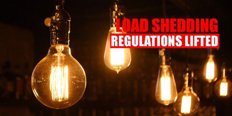 Meghalaya: Load shedding regulations withdrawn 1