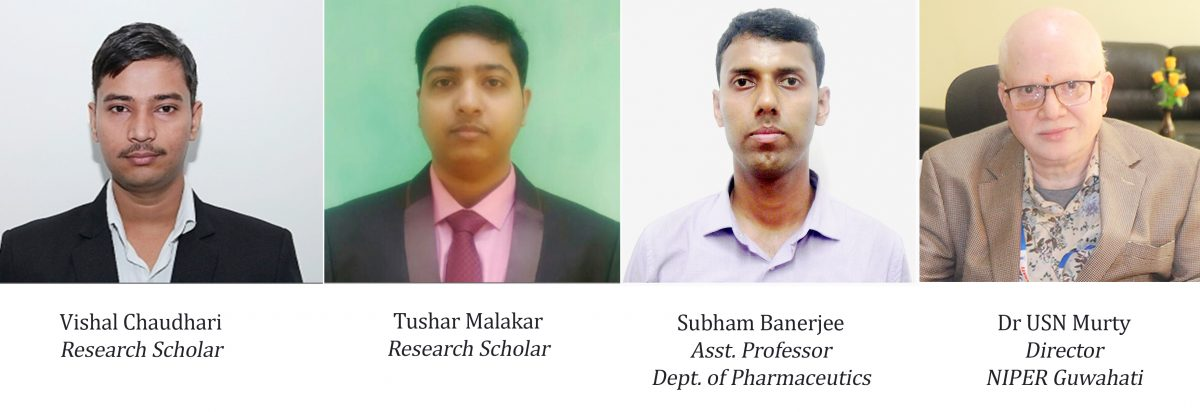 Guwahati-based National Institute of Pharmaceutical develops 3D printed medicated skin patch for TB treatment 5