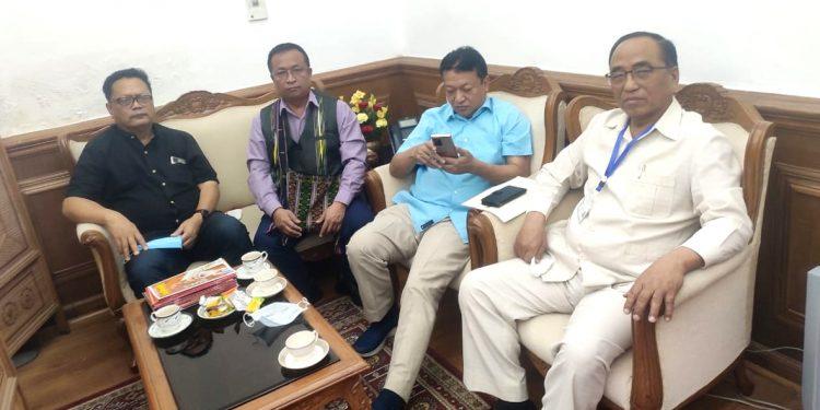 Mizoram urges Centre not to send back Myanmar nationals seeking refuge 1