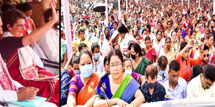 Every 6th graduate and every 10th post-graduate is unemployed in Assam: Priyanka Gandhi 1