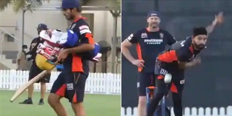 IPL 2021: RCB hit the nets, nine-day conditioning camp begins in Chennai 1