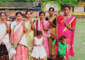 tea garden voters in Dibrugarh