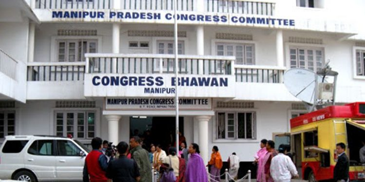 Manipur Congress seeks audience with President over disqualification of MLAs 1