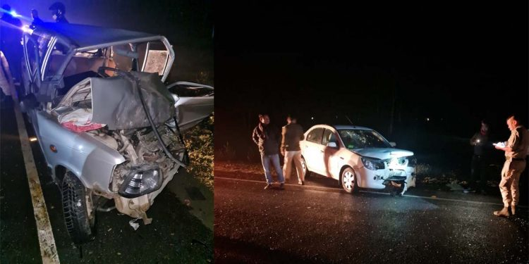 Vehicle accident in Dibrugarh