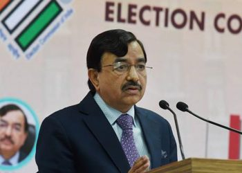 Sushil Chandra to take over as new Chief Election Commissioner of India on Tuesday 3